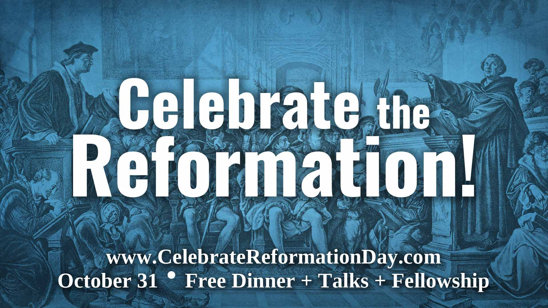 Celebrate Reformation Day!